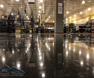 NWA Concrete Polishing - Bass Pro Shops Rogers, AR