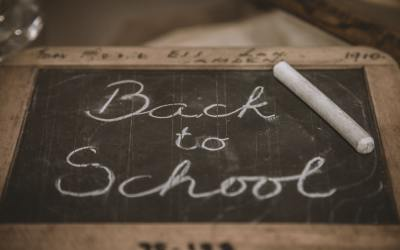 Organize Your Home for the School Year