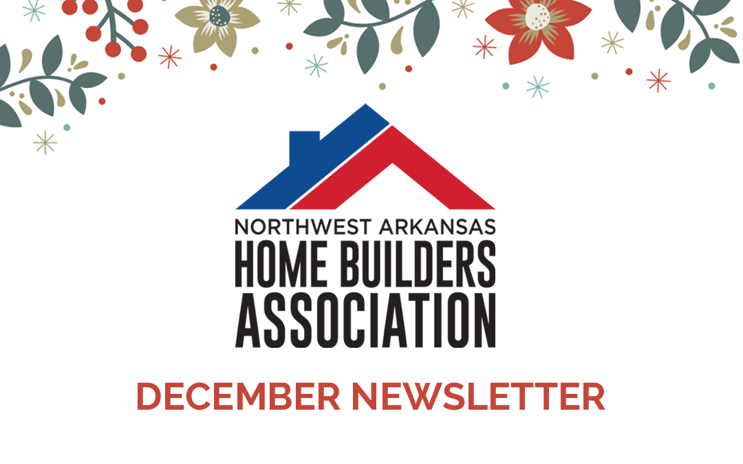 NWA Home Builders Association December Newsletter