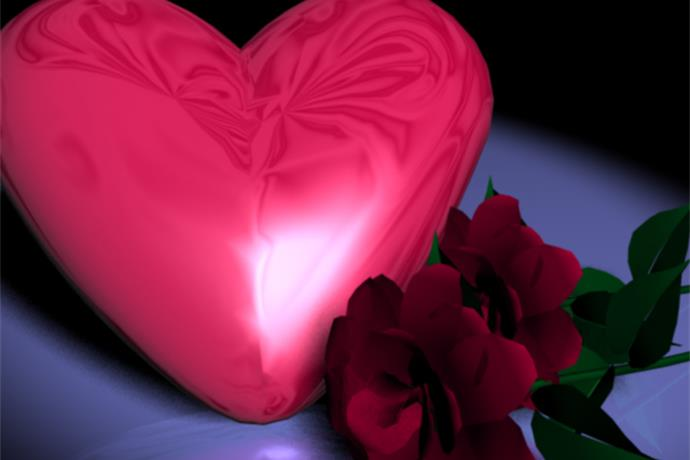 An Organic Valentine's Day_5478530688925388191