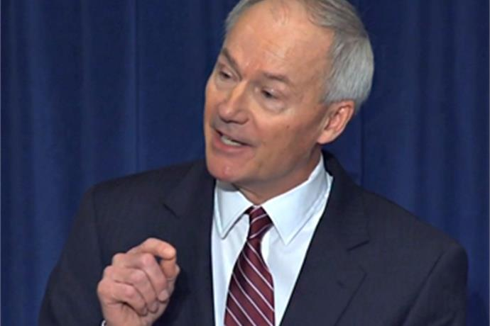 Asa Hutchinson Says Two Main Challenges with NRA Task_-5779595348021195875