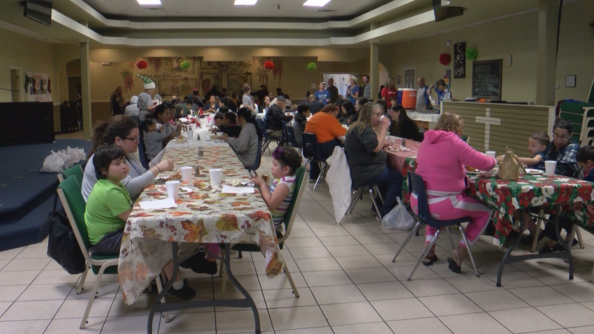 Samaritan Community Center Christmas Lunch 2020 Samaritan Community Center Serves Annual Christmas Lunch