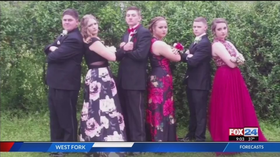 Mountainburg Prom (Fox 24)