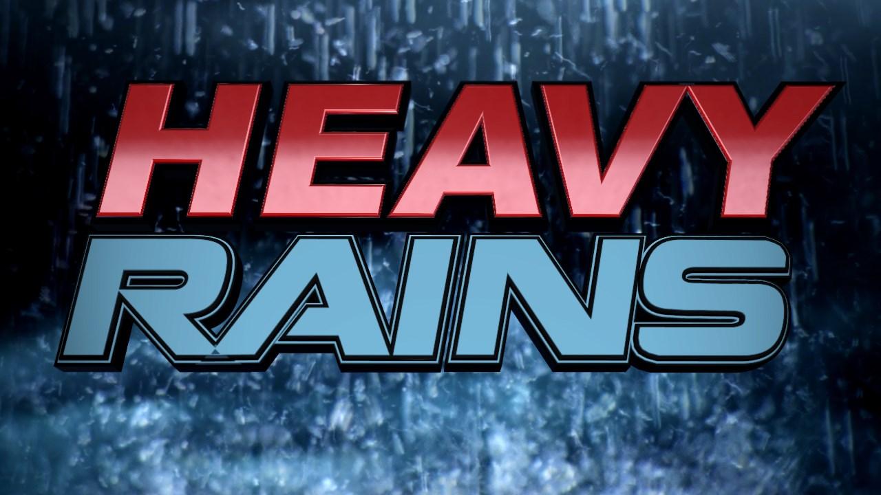 HEAVY RAIN GFX