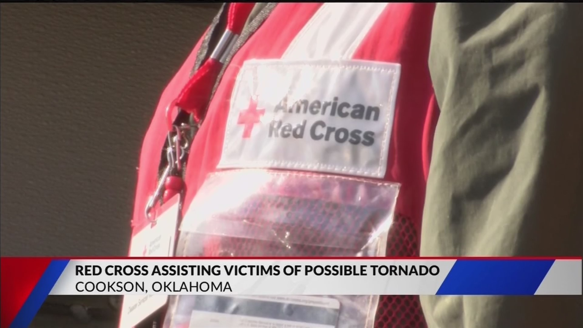 Red Cross Aids Oklahoma Residents