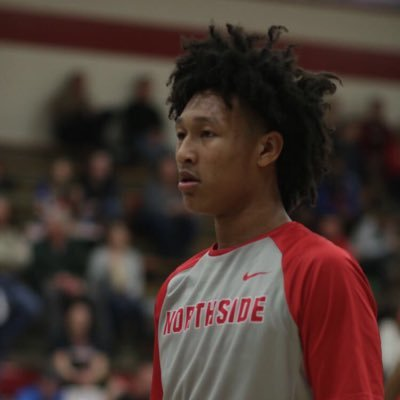2020 Hoop Hogs offer Jaylin Williams talked about his