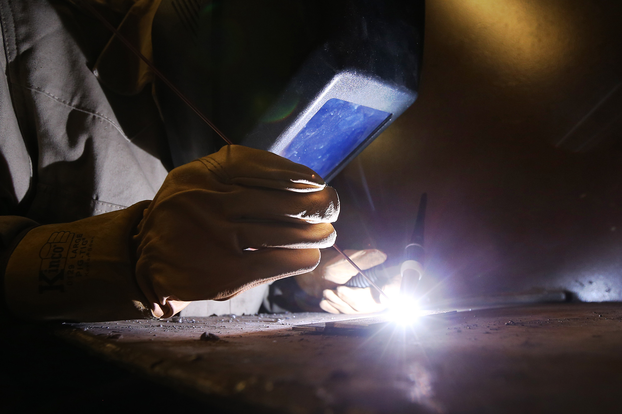 Welding  Gas Tungsten Arc Welding  Program of Study