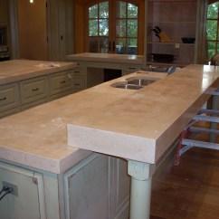 Countertops For Kitchen Modern Lights Concrete Home Design Ideas Essentials