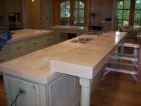 Concrete Kitchen Countertops | Home Design Ideas Essentials