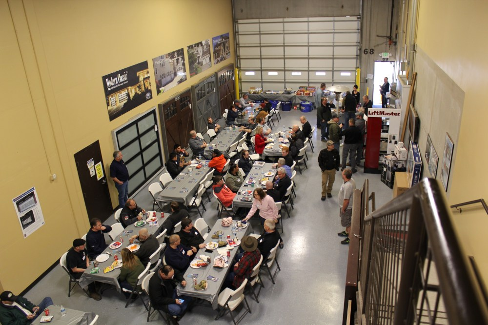 medium resolution of nwd manufacturing plant sees great turnout at annual open house northwest door