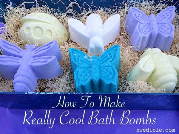 homemade bombs with household items how to make diy really cool bath bombs northwest edible life