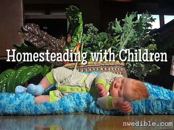 {Reader Question} Can You Homestead with Kids?