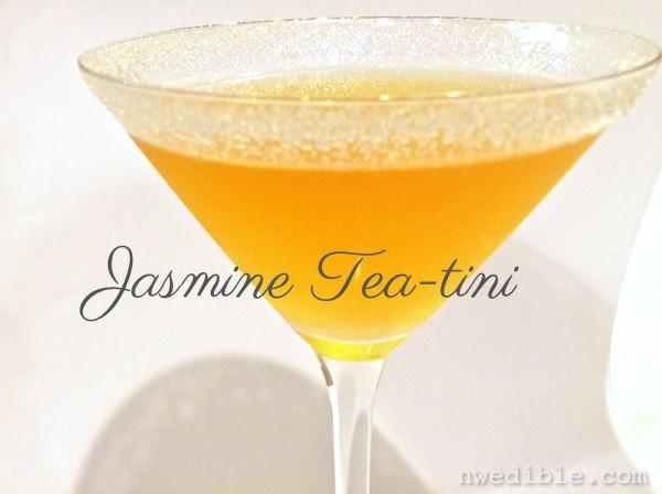 The Jasmine Tea-tini