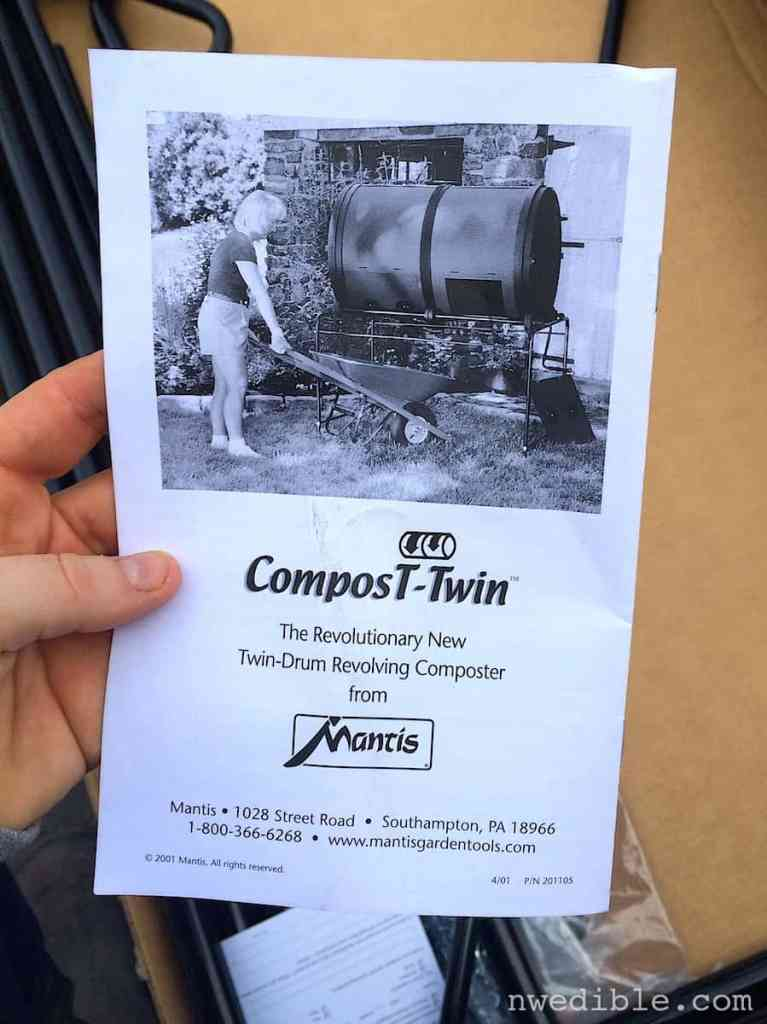 Mantis ComposT-Twin826