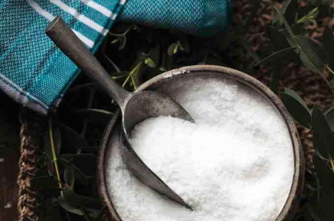 Muscle-Soothing Eucalyptus Bath Soak
