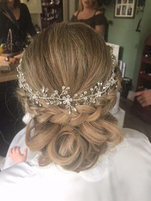 veronica portfolio | wedding hair and makeup artist | nw makeup