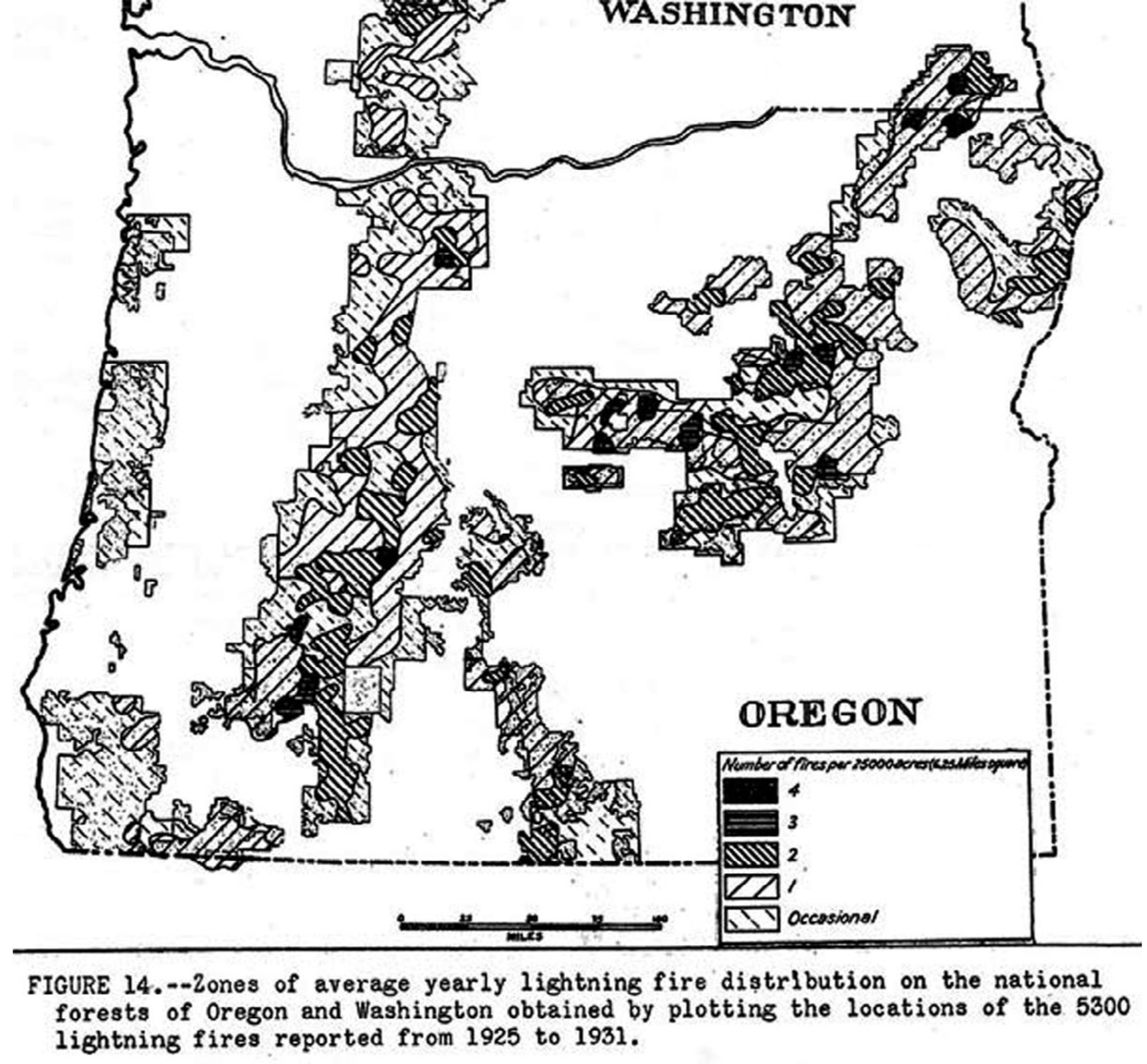 NW Maps Co.: Zybach Presentation: Oregon Wildfires, August