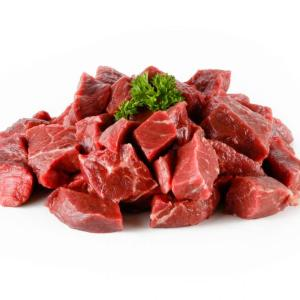 Beef Diced 500g