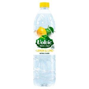 Volvic Touch of Fruit Lemone & Lime Natural Flavour Low Sugar 1.5Lt