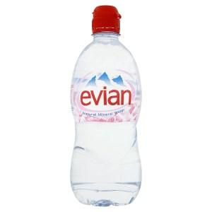 Evian Water 75cl