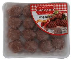 Narodni Meatballs 560g