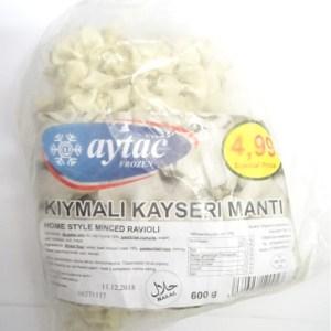 Aytac Home Style Minced Ravioli 600g
