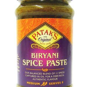 Patak's Biryani Spice Paste 283g