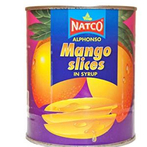 Natco Mango Slices (In Syrup) 850g