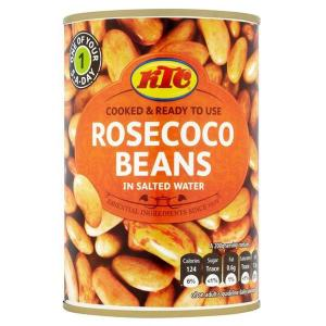 KTC Rosecoco Beans in Salted Water 400g