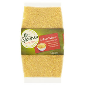Cypressa Bulgur  Wheat Medium Grain 1kg