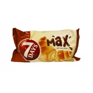 7days Croissant Double Max Cream Brulee 80g
