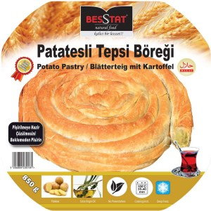 Besstat Potato Pie 850g