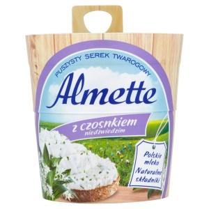 Almette Z Czosnkiem 150g