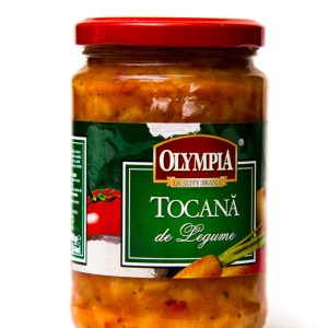 Olympia Vegetables Stew 300g
