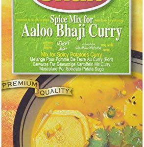 Shan Aaloo Bhaji Seasoning 50g