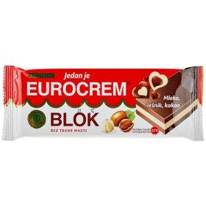 Takovo Eurocrem Chocolate with Nuts 100g