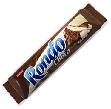 Ulker Rondo Biscuit Chocolate 100GR