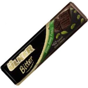Ulker Chocolate Pistachio Bitter 32GR