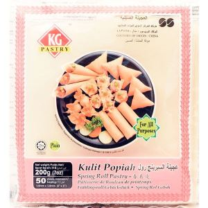 KG Pastry Spring Roll 250g