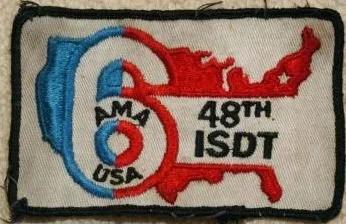 ISDT 1973 - USA (5/6)