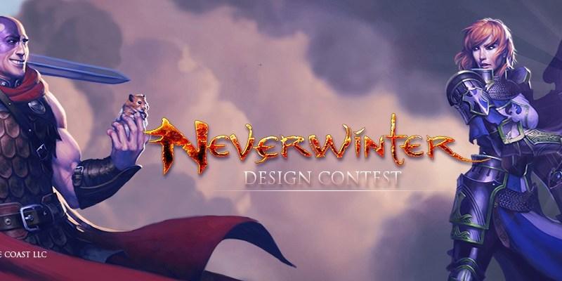 WeLoveFine Neverwinter Design Contest Logo