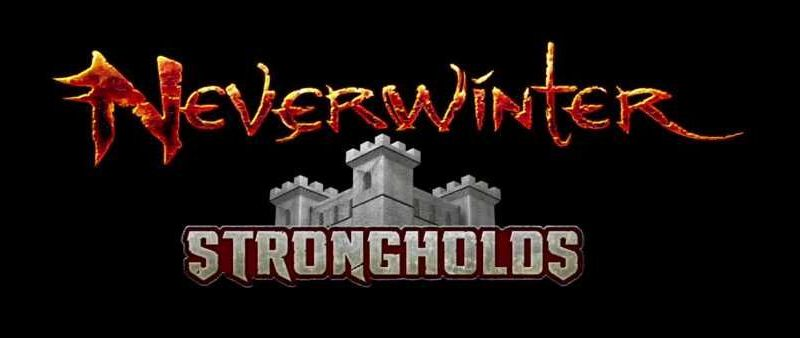 Strongholds Logo