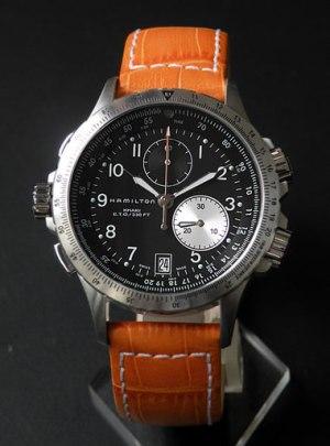 ハミルトンの父の日のプレゼントで人気の時計