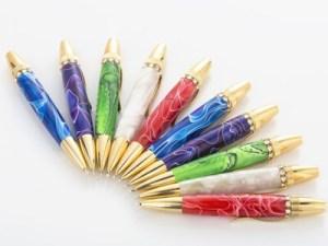 女性に人気ブランドのボールペン
