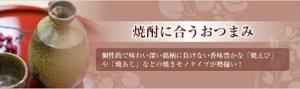 Otsumami for Shochu