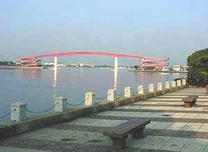 木更津港まつり花火大会の穴場スポット|潮浜緑地