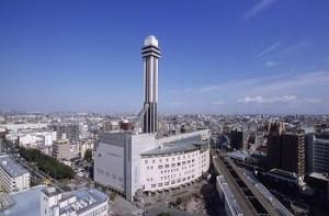 隅田川花火が見えるスポット|タワーホール船堀