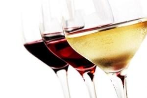 3種類のワイン