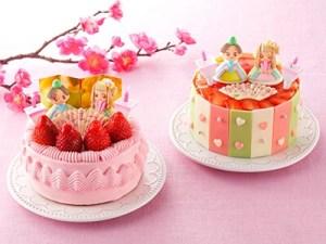お取り寄せでおすすめのひな祭りのケーキ