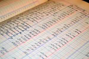 accountant book